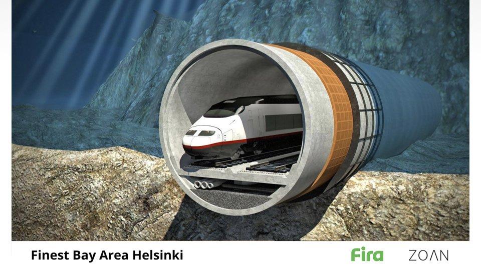 Miksi tarvitsemme tunnelin Tallinnaan?